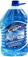 HAPPY CAR Zimní kapalina do ostřikovačů -20°C, 3 l