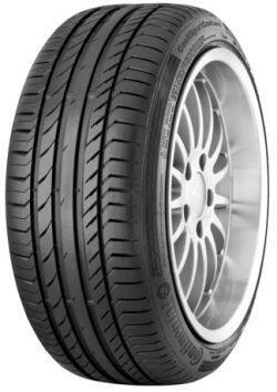 225/40 R19 89W FR ContiSportContact 5 SSR *  CONTINENTAL