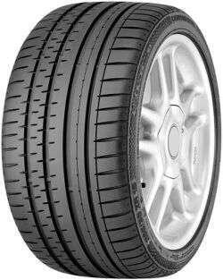 215/45 R17 87V FR ContiSportContact 2 MO  CONTINENTAL