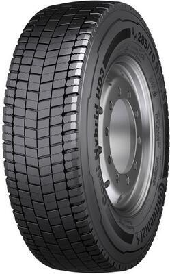 295/60 R22,5 150/147L TL Conti EcoPlus HS3 M+S 3PMSF  CONTINENTAL