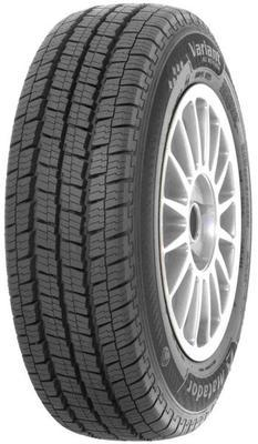165/70 R14 C 89/87R TL MPS 125 Variant All Weather  MATADOR