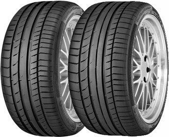 255/35 R19 96Y TL XL FR ContiSportContact 5P SSR MO Extended CONTINENTAL