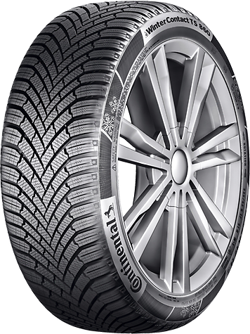 185/60 R14 82T WinterContact TS 860 CONTINENTAL