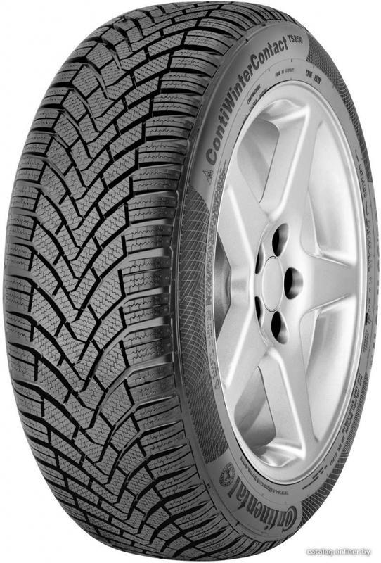 195/65 R15 91H WinterContact TS 860 CONTINENTAL