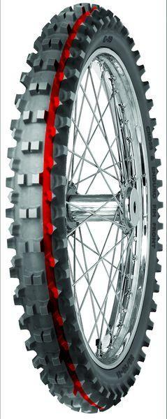 90/90-21 M/C 54R C-19 SUPER LIGHT TT MITAS